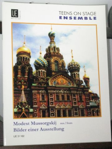 Mussorgsky M - Pictures at an Exhibition arr Birch S